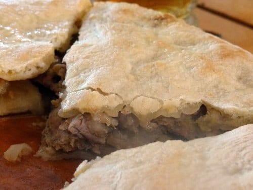 Gruzińskie jedzenie - Kubdari