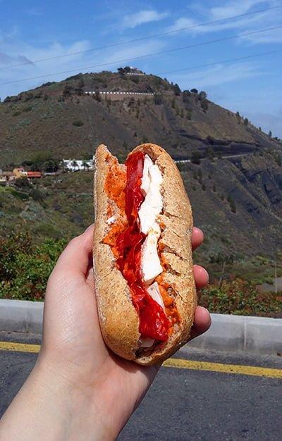 Gdzie zjeść na Gran Canarii - jamon